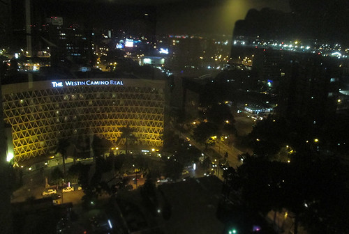Night views from Holiday Inn, Zona Viva 15 | by worldtravelimages.net