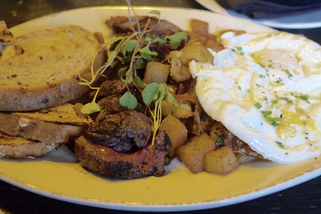 City Perch Brunch and iPic Movie