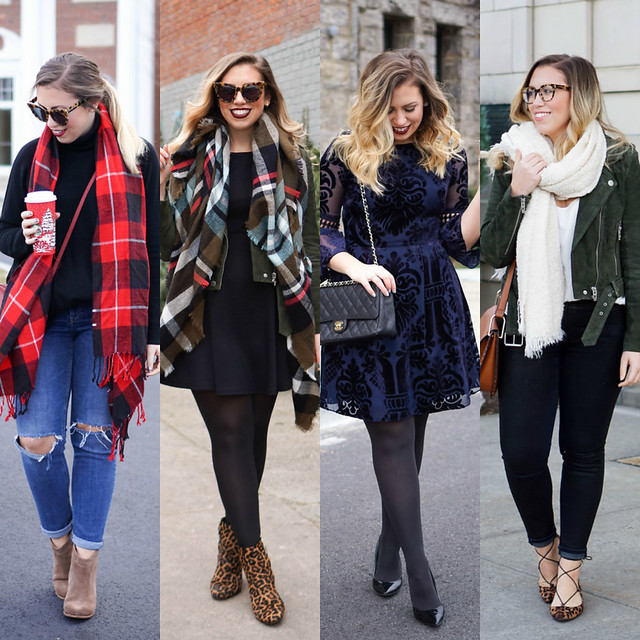 December Outfit Inspiration
