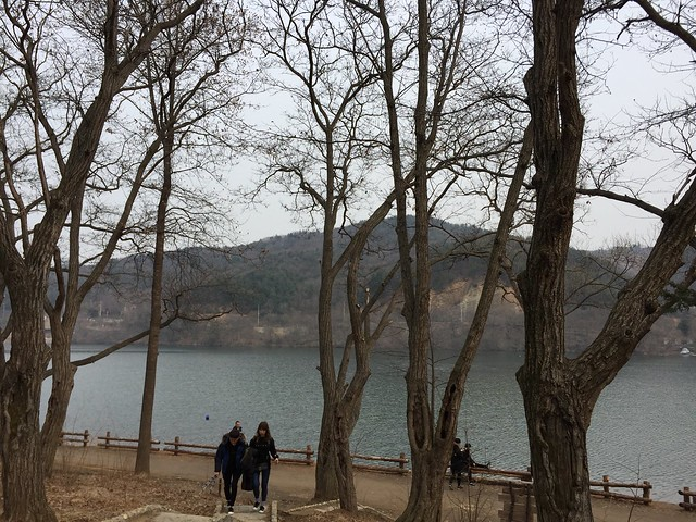 View from Nami Island