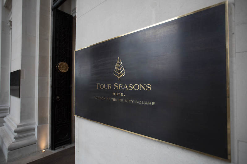 Review:  Four Seasons, Ten Trinity