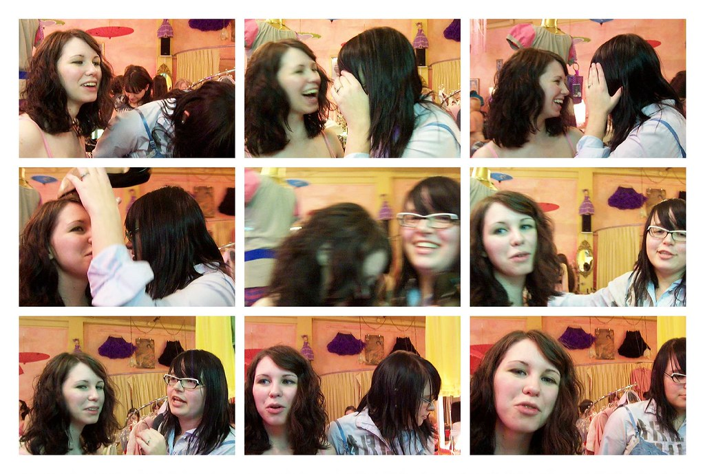 "Stills of the ""Sing I Wanna Sex You Up!!"" video - Jessica Watkins - Flickr"