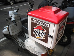 Pizza Hut Delivery | by Tracy Hunter