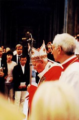 Pope John Paul II | by trp0