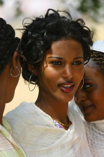 Woman In Keren Eritrea  The Festival Of Mariam Dearit Takes  Flickr-6226