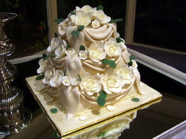 Perfect Wedding Cake Frosting