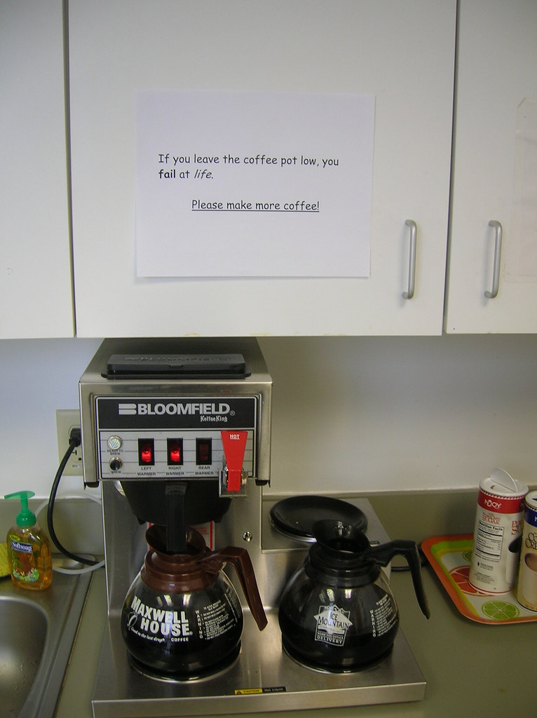 commercial coffee brew machines