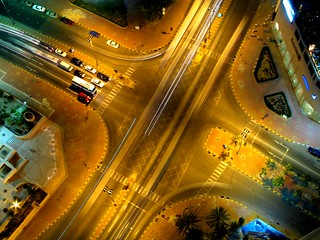 Cars from up above | by iAli