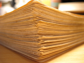 Stack of drawrings | by wardomatic