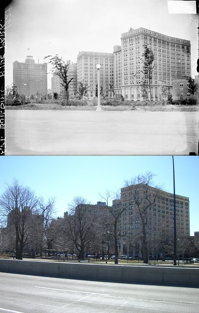 Then and now shoreland the shoreland hotel now a for Hotel right now in chicago