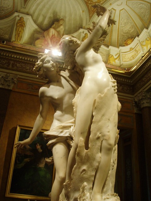 Apollo and daphne bernini tattoo