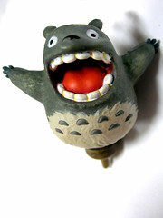 totoro teeth | by chotda