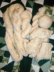 Wool Hand Spun by Scott | by Magnificent Wilf