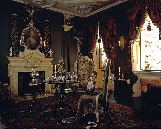 Dennis Severs House Drawing Room By James Brittain Flickr