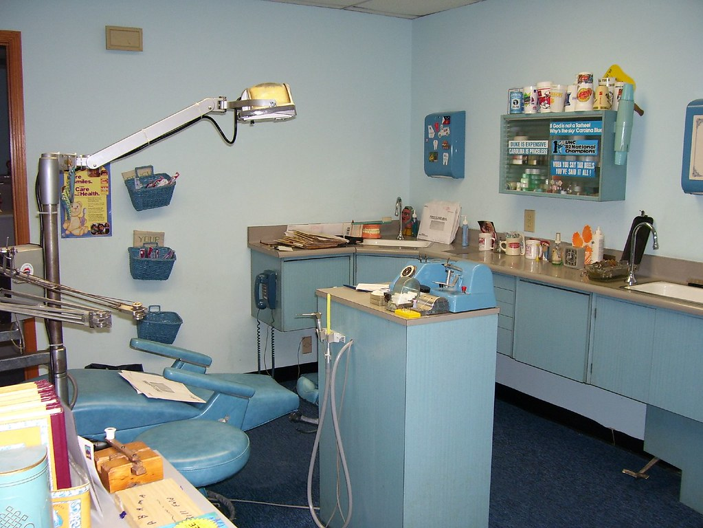 Dentist At Old Orchard Professional Building