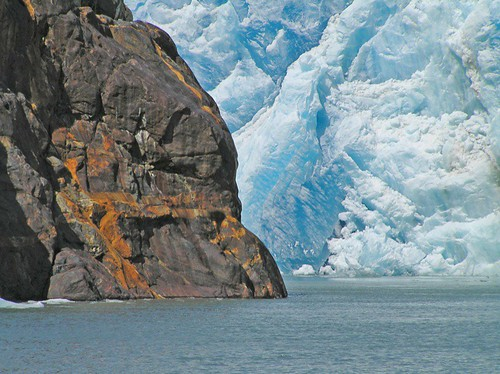 Glacier and Not | by lynne bernay-roman