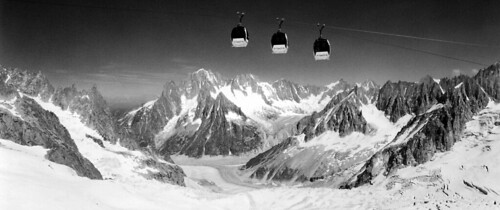 Mont Blanc Massif | by Stephen Laverack