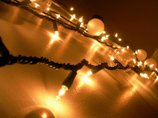 christmas lights | by Storeyland