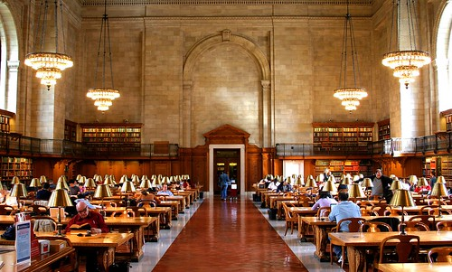 New York Public Library | by Thomas Hawk