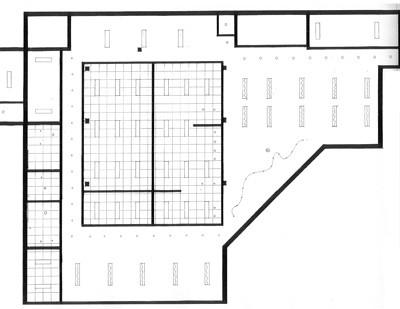 Fourth Floor Reflected Ceiling Plan | Plan showing dropped a… | Flickr
