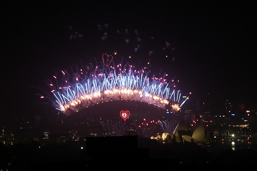 Happy New Year from Sydney, Australia! | by Leorex