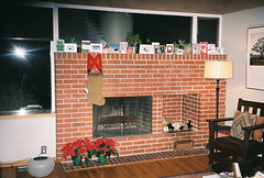 Living Room Holiday Decorations - December 2005 | by JoeInSouthernCA