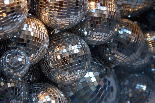 Disco Balls | by B Tal