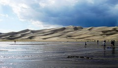 Great Sand Dunes National Park | by Bachir