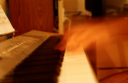 Dusty Piano | by Amin Allen Tabrizi