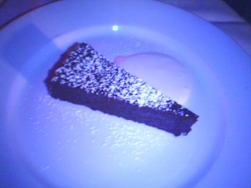 Gateau Au Chocolat Decor Charpentier
