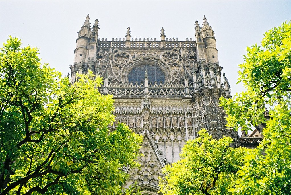 Seville Cathedral - The Largest Gothic Cathedral In The Word