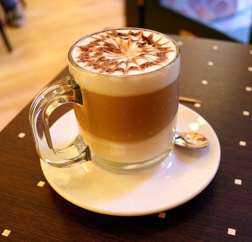 caff del doge latte macchiato went to the newly opened flickr. Black Bedroom Furniture Sets. Home Design Ideas