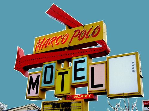 Marco Polo Motel | by Curtis Gregory Perry
