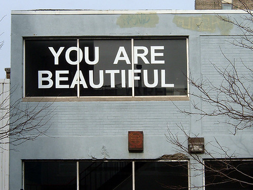 You Are Beautiful | by phule