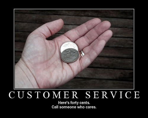 Customer Service | by Here's Kate