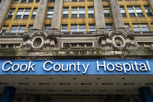 cook county hospital | by paul goyette