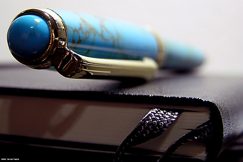 My Favorite Pen ... and another Moleskine | by DayTripper (Tom)
