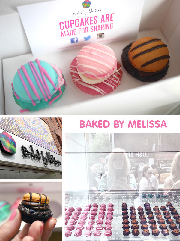 Baked By Melissa NYC