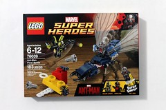 LEGO Marvel Super Heroes Ant-Man Final Battle (76039)