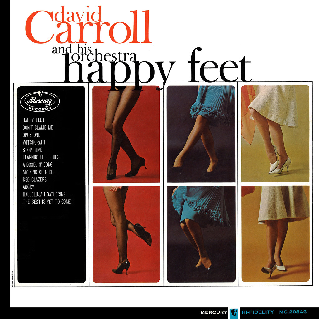 David Carroll - Happy Feet