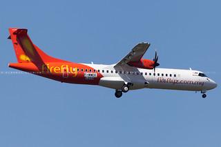 Firefly ATR 72-600 (72-212A) cn 1259 F-WWEK // 9M-FIF