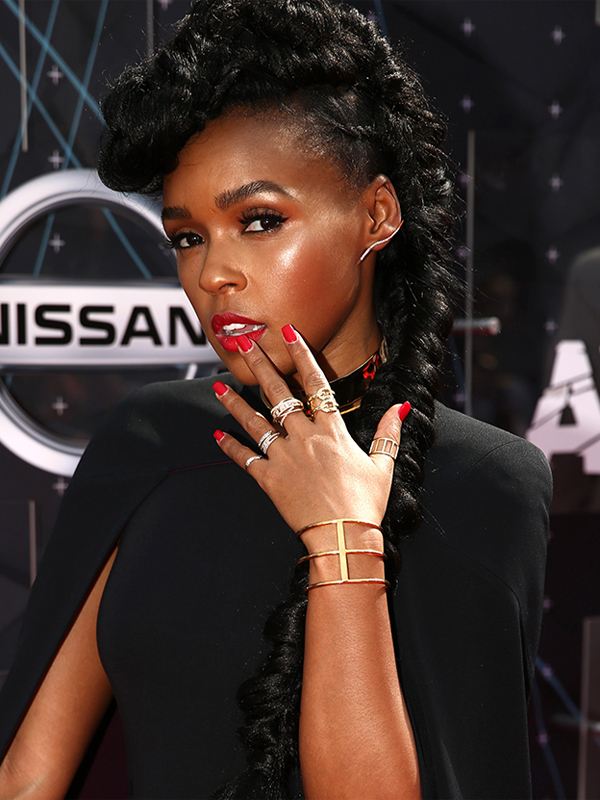 Janelle Monae 2015 BET Awards