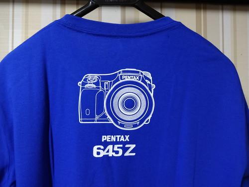 ユニクロ PENTAX Tシャツ #3
