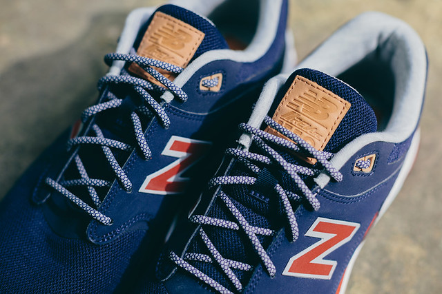 New Balance Combines Two of Its Retro Runners 5