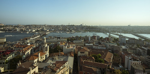 Istanbul skyline | by A.Cahlenstein Photography