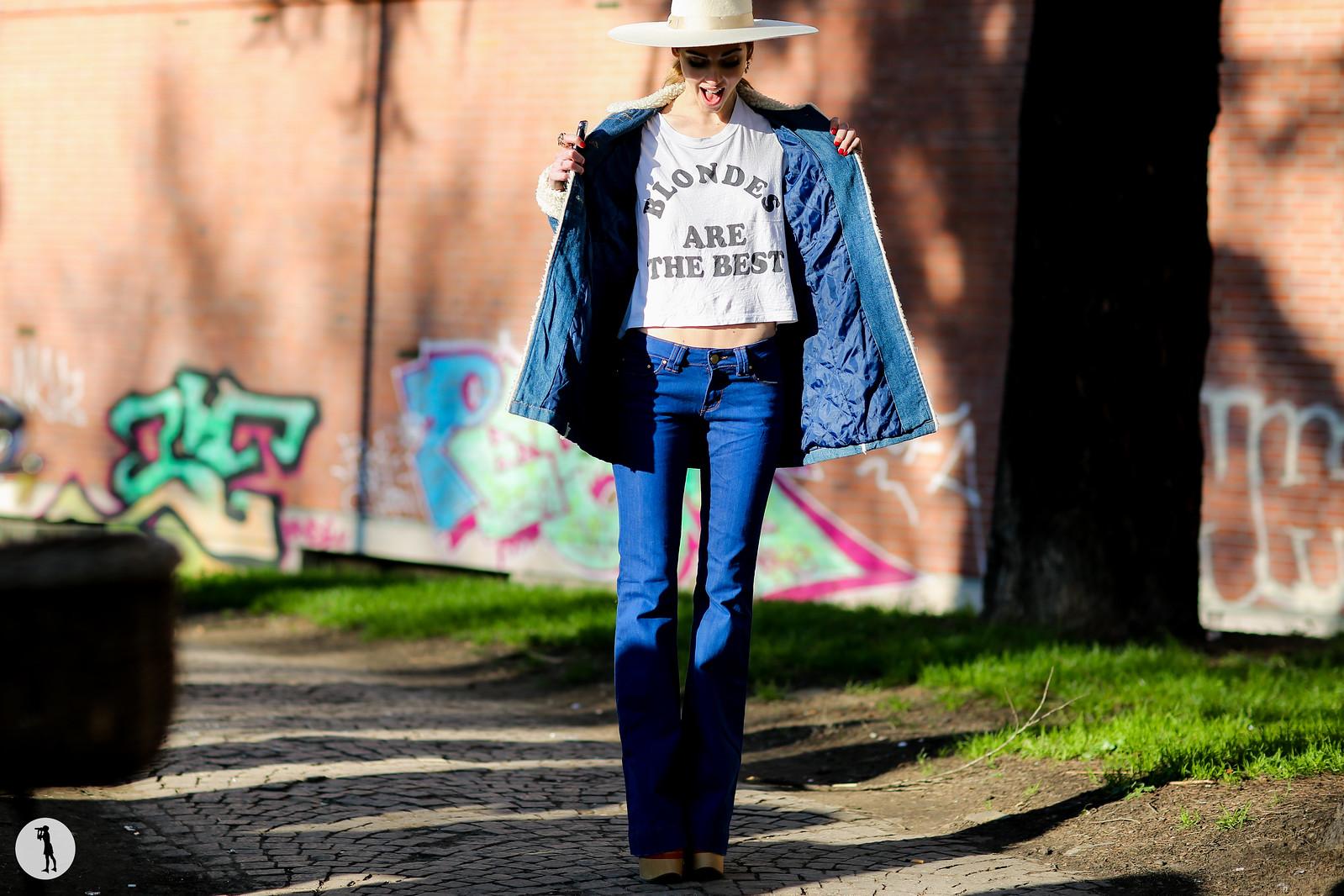 Chiara Ferragni - Milan Fashion Week RDT FW15-16 (8)