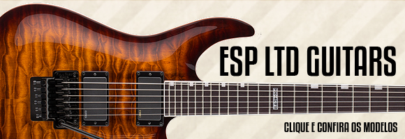 Guitarras ESP LTD