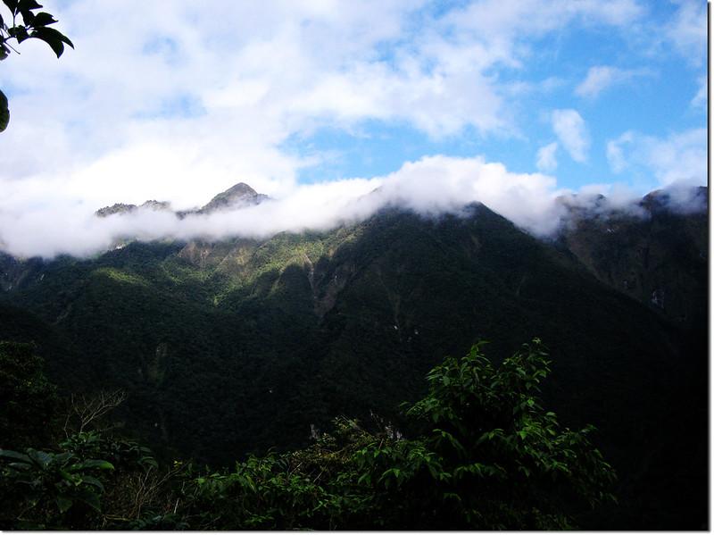 登山途中山景 5