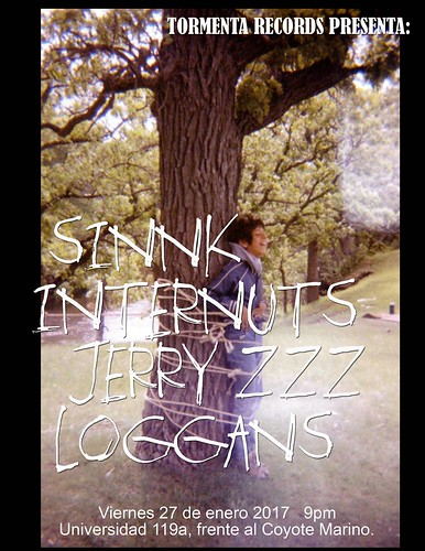 Sinnk, Jerry ZZZ, Loggans e Internuts