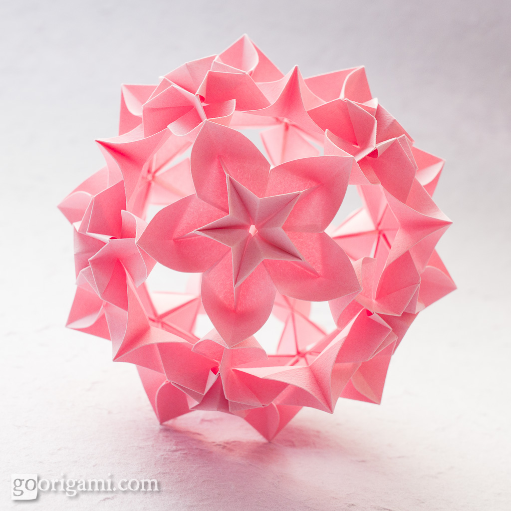 Origami Flower Lily